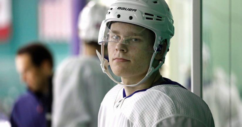Kaapo Kakon NHL-seura on New York Rangers.