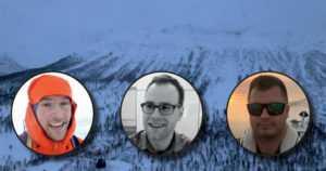 Kadonneet suomalaiset kuolivat lumivyöryssä – poliisi julkaisi nimet ja kuvat omaisten luvalla