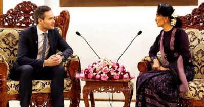Suomi vetosi Myanmarin väkivaltaisuuksien tutkimiseksi