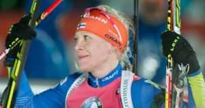Kaisa Mäkäräinen yhä hurjassa kunnossa – mahtuisi hiihdon MM-kisajoukkueeseen