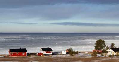 Täällä keksittiin sauvakävely – Suomen rivieralla viihtyy talvellakin