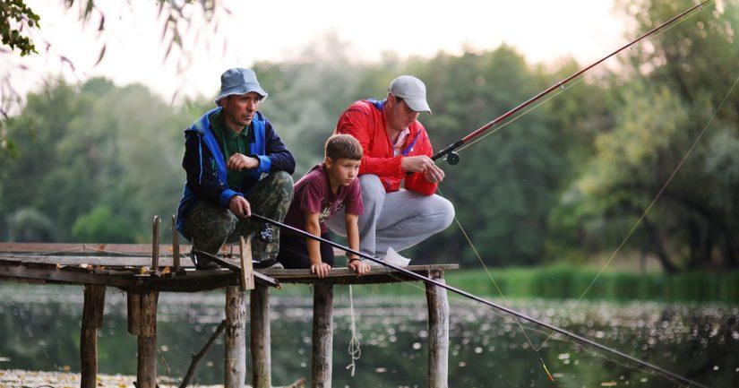 Tänä kesänä kalastus on selvästi yhdistänyt suomalaisia.