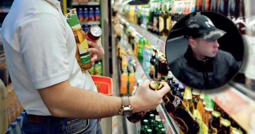 Kaupassa näpistykseen syyllistynyt nuori mies uhkasi kiinniottoon ryhtynyttä myyjää väkivallalla.