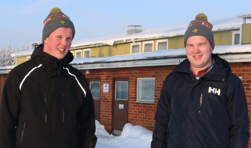 Mikko ja Kalle Korvela perustivat maatalousyhtymän ja aloittivat kotitilansa pidon liki kaksi vuotta sitten. – Olemme kasvaneet tilanpitoon, joten tämä on ollut alusta lähtien haaveammatti numero yksi.