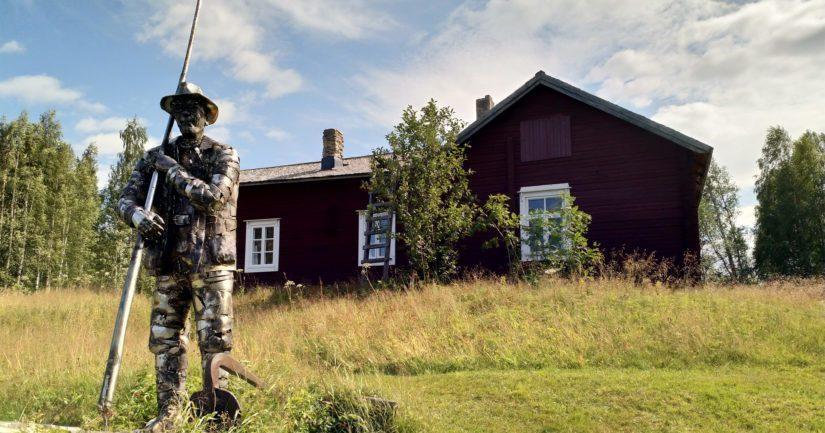 Kallioniemi on Kalle Päätalon lapsuudenkoti, jossa hän asui vuosina 1922-1939.