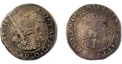 Tästä rahasta olisi Roope Ankkakin kateellinen – ensimmäinen Suomessa lyöty markka vuodelta 1556