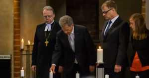 Sisällissodan uhreja kunnioitettiin yhteisessä muistopäivässä – mukana kaikki eduskuntapuolueet