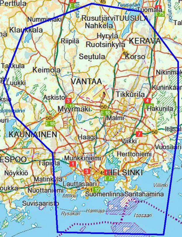 Suomi Palauttaa Tilapaisesti Rajavalvonnan Dronet Eivat Surise