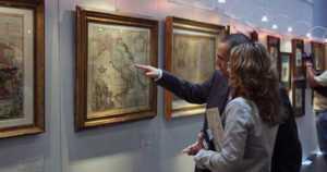 Aikamatkalle vanhojen karttojen Suomeen – näyttely saapuu Kansallisarkistoon