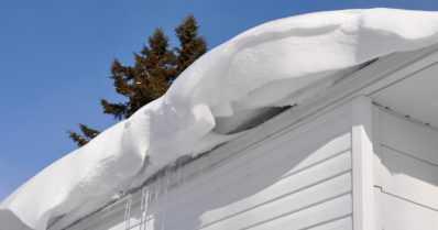 Pudotatko lunta katolta? – Nämä asiat on syytä huomioida