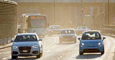 Katupöly heikentää ilmanlaatua – se voi aiheuttaa ärsytysoireita myös terveille aikuisille
