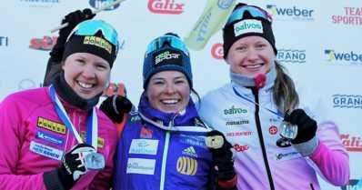 """Krista Pärmäkoski ja Iivo Niskanen SM-hiihtojen päätöspäivän mestarit – """"On aika lomalle, kroppa kaipaa lepoa"""""""