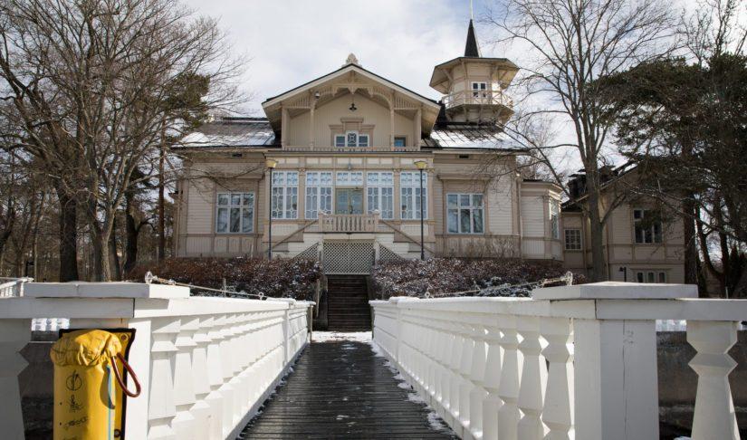 Pääministerin virka-asunnolla Kesärannassa vietettiin kaksi työntäyteistä päivää.