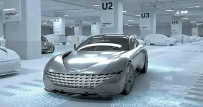Kialta ja Hyundailta uusi innovatiivinen sähköautojen latausjärjestelmä – pysäköi ja ajaa autonomisesti