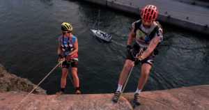 Kansainvälisen seikkailu-urheilukisan maali on Turussa – saaristossa uidaan, pyöräillään, melotaan ja juostaan