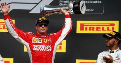 Kimi voitti huikeaksi jännitysnäytelmäksi tiivistyneen F1-kisan – yli viiden vuoden odotus viimein ohi