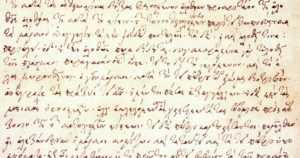 Salainen Markuksen evankeliumi ei ole väärennös – suomalainen väitöstutkimus kiistellystä kirjeestä