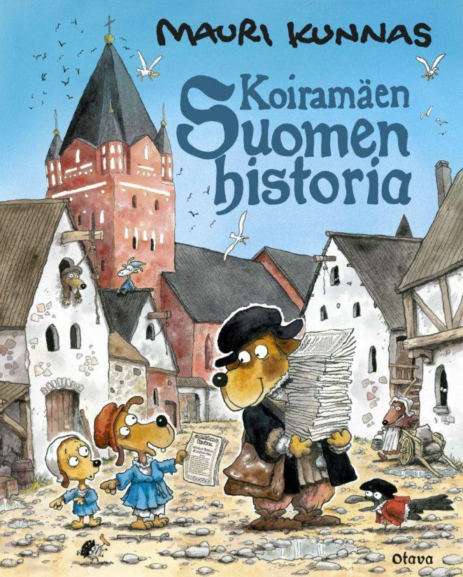 Mauri Kunnas: Koiramäen Suomen historia