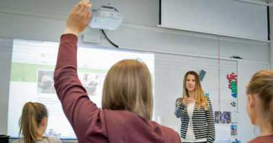 Työrauha luokassa auttaa nuorta – useammat jatkavat opintojaan peruskoulun jälkeen