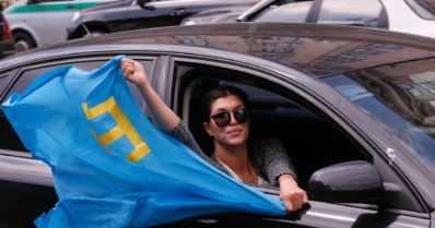 Venäjä vainoaa tataarivähemmistöä Krimillä