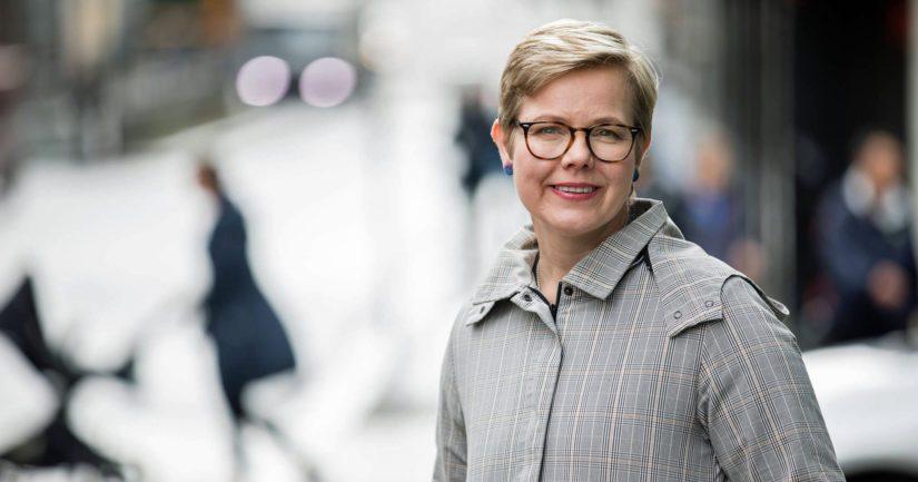 Ympäristö- ja ilmastoministeri Krista Mikkonen johti Madridissa EU:n puheenjohtajamaan roolissa Euroopan unionin ilmastoneuvottelutiimiä.