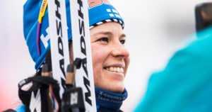 Krista Pärmäkosken sisukas taistelu palkittiin – nyt tuli upeasti olympiahopeaa!
