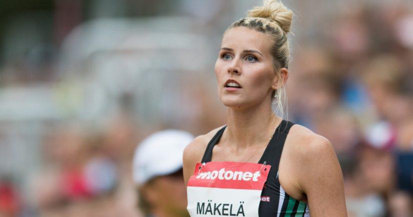 Kristiina Mäkelä on hallinnut suomalaista kolmiloikkaa jo vuosien ajan.