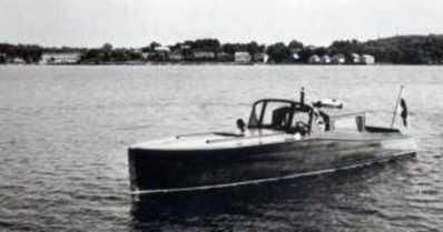 Presidenttien vene Kultaranta II on esillä Tamminiemessä