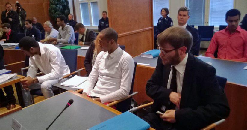 Vangitut kuubalaiset lentopalloilijat pyytävät vapauttamista Turun hovioikeudessa.