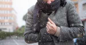 Kylmä rasittaa diabeetikon terveyttä – rytmihäiriöitä, rintakipuja ja hengitysvaikeuksia