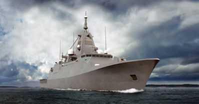 Pohjanmaa-luokan alukset merivoimille rakennetaan Raumalla – taistelujärjestelmät toimittaa Saab