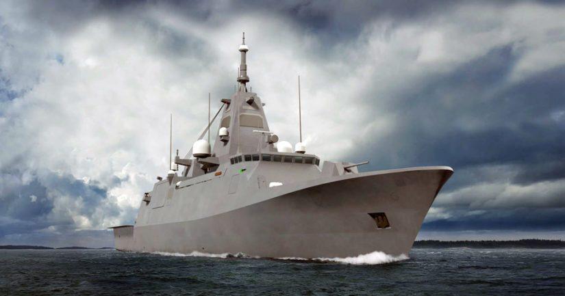 Rakentamissopimus kattaa merenkulkukelpoisten alusten rakentamisen, joka sisältää alusten koneistot, navigointijärjestelmän ja muun varustelun.