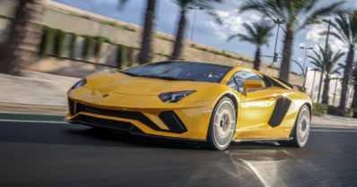 Lamborghini haluaa erottautua muista merkeistä