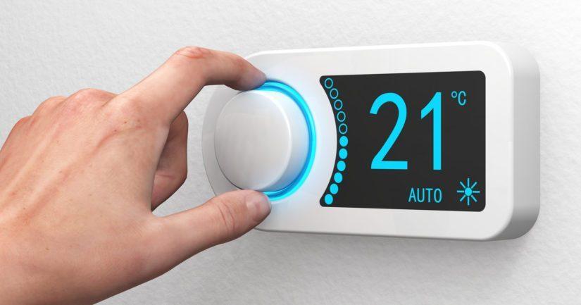 Pudottamalla makuuhuoneen lämpötilaa säästää sähköä sekä nukahtaminen ja unentulo helpottuvat.