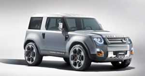 Maasturi-ikoni tekee comebackin kahden vuoden kuluttua – täysin uusi Land Rover Defender