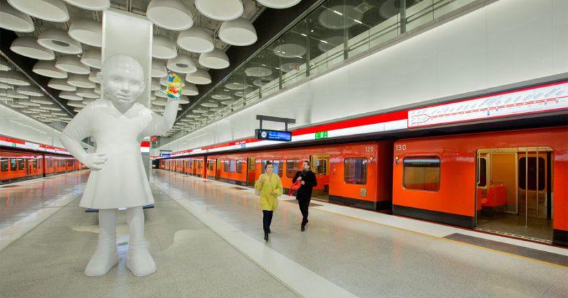 Hupsista! Länsimetron käyttäjiä olikin laskettu kahteen kertaan – asia selvisi kun matkustajat laskettiin käsin