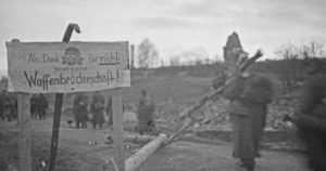 Lapin maaperässä on edelleen paljon sodanaikaisia ammuksia – kotietsinnässä löytyi aseita ja räjähteitä