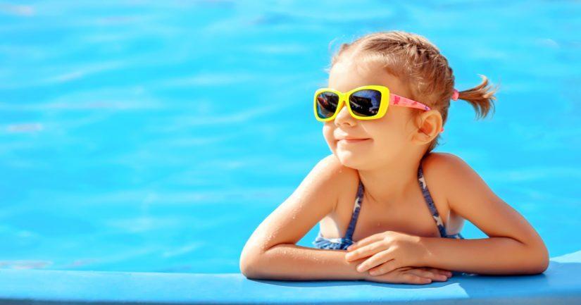 Hellepäiviä, eli päiviä jolloin vuorokauden ylin lämpötila ylittää 25 astetta, oli kesäkuussa koko maassa yhteensä 11.