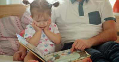 Lue lapselle satu – klassikko toimii aina