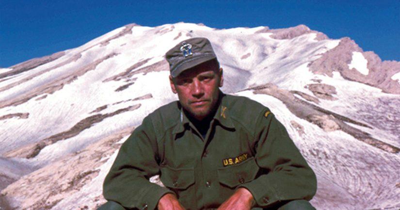 Lauri Törnin alias Larry Thornen kuva Zagros-vuorilla on ilmeisesti otettu hänen omalla kamerallaan.