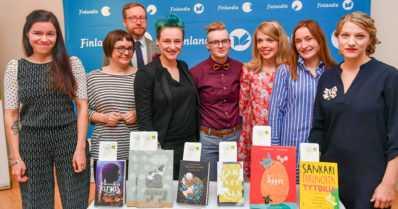 Tyttövoima puskee esiin Lasten- ja nuortenkirjallisuuden Finlandia -ehdokkaissa