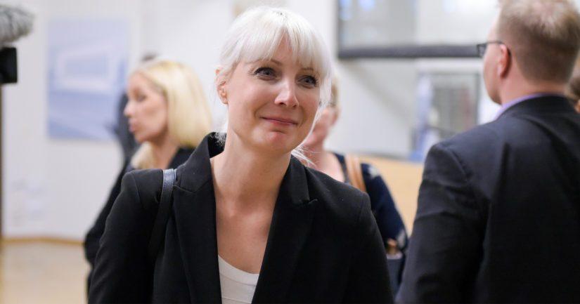 Perussuomalaisten kansanedustaja Laura Huhtasaari ilmoittaa lähtevänsä Brysseliin, jos tulee valituksi.