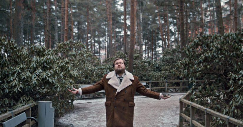 Lauri Maijala nähdään pääosassa Cannesiin valitussa suomalaisessa lyhytelokuvassa.