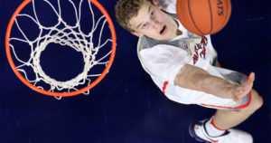 Lauri Markkasesta tuli USA:n yliopistojen konferenssimestari koripalloilussa