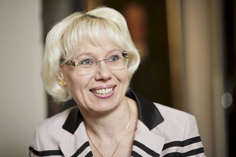 - Kiintiöt saattaisivat olla merkittävä pörssilistautumisen este, sanoo Leena Linnainmaa.