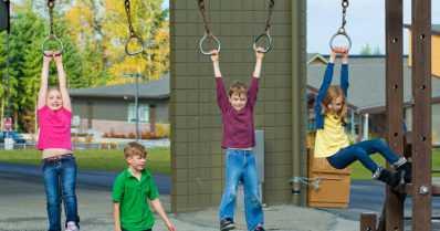 Koulussa menestyvät lapset myös liikkuvat paljon vapaa-ajallaan