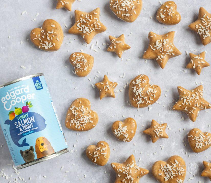 Jouluherkkujen leipominen lemmikeille on kasvattanut suosiotaan.