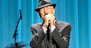 Runoilija ja lauluntekijä Leonard Cohen on poissa
