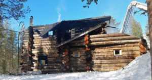 Perheloma Lapissa sai järkyttävän päätöksen – kolme kuoli tulipalossa, yksi pelastui