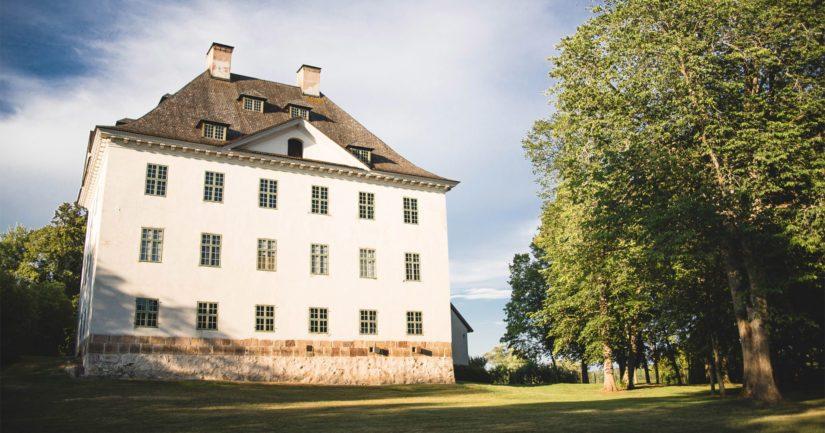 Louhisaaren kartanolinna avautuu – näin ylellisesti elivät Flemingit ja Mannerheimit